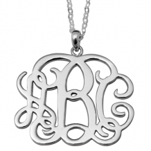 Naamketting monogram 274
